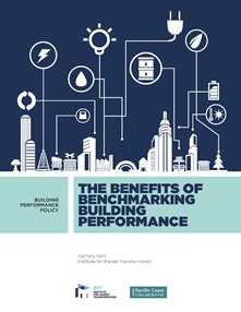 The Benefits of Benchmarking Building Performance