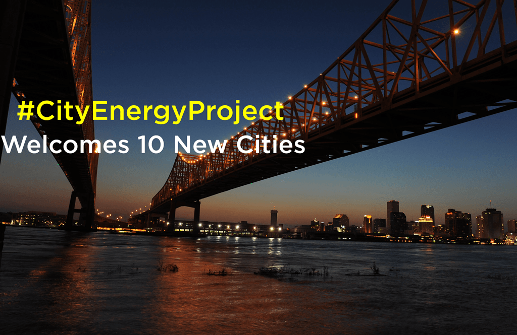 City Energy Project Expands