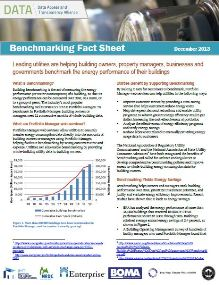 DATA Benchmarking Fact Sheet