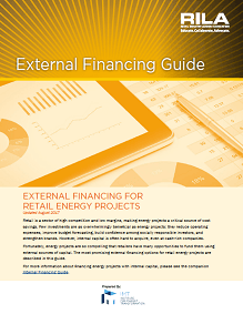 Guide to External Financing for Energy Efficiency in Retail