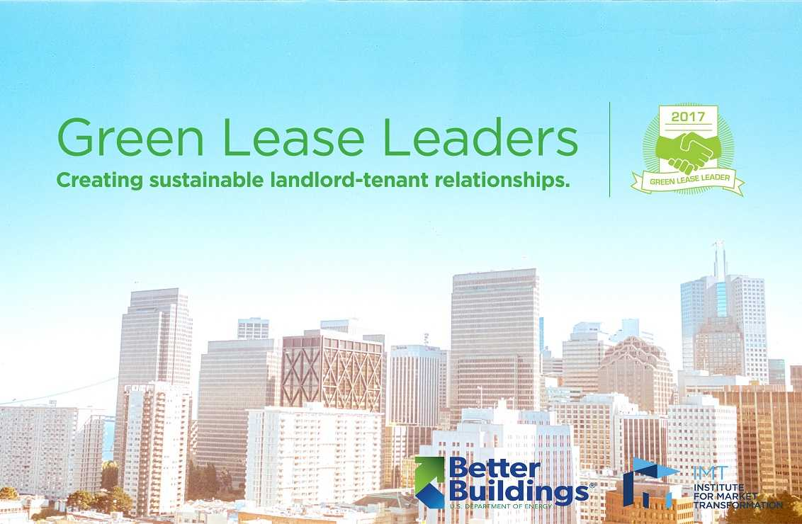 New Green Lease Leaders
