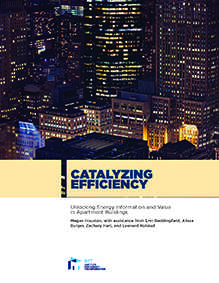 Catalyzing Efficiency: Unlocking Energy Information and Value in Apartment Buildings