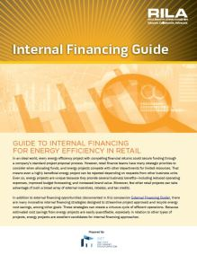 Guide to Internal Financing for Energy Efficiency in Retail