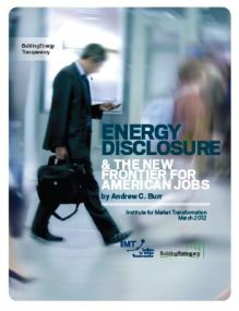 Energy Disclosure & the New Frontier for American Jobs
