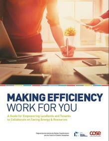 Making Efficiency Work for You: A Resource Guide for Small Business Landlords and Tenants