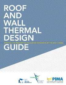 Roof and Wall Thermal Design Guide
