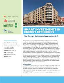 Smart Investments in Energy Efficiency