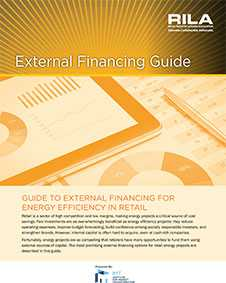External Financing for Energy Efficiency in Retail Primers
