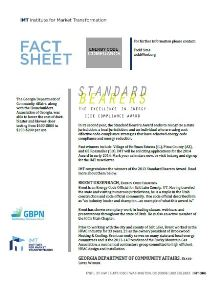 Standard Bearers: The Excellence in Energy Code Compliance Award