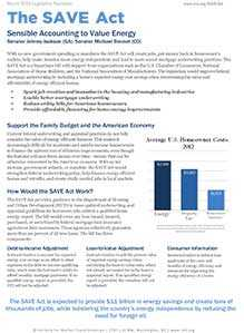 The SAVE Act Coalition Fact Sheet