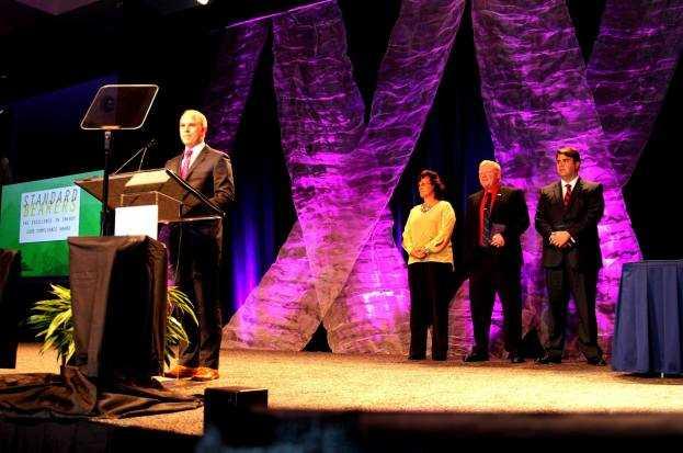Standard Bearers Award