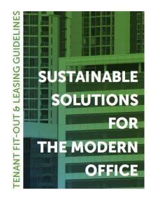 Sustainable Solutions for the Modern Office: Tenant Fit-Out & Leasing Guidlines