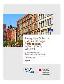 Recognition of Energy Costs and Energy Performance in Real Property Valuation