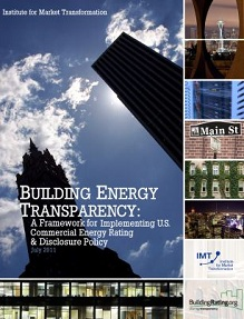 Building Energy Transparency: A Framework for Implementing… Energy Rating & Disclosure Policy