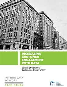 Putting Data to Work: Increasing Customer Engagement with Data