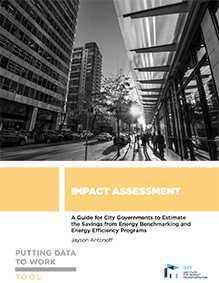 Putting Data to Work: Impact Assessment to Estimate the Savings from Energy Efficiency Programs
