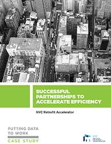 Putting Data to Work: Successful Partnerships to Accelerate Efficiency